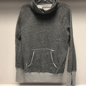 Abercrombie &Fitch Funnel Neck Pullover